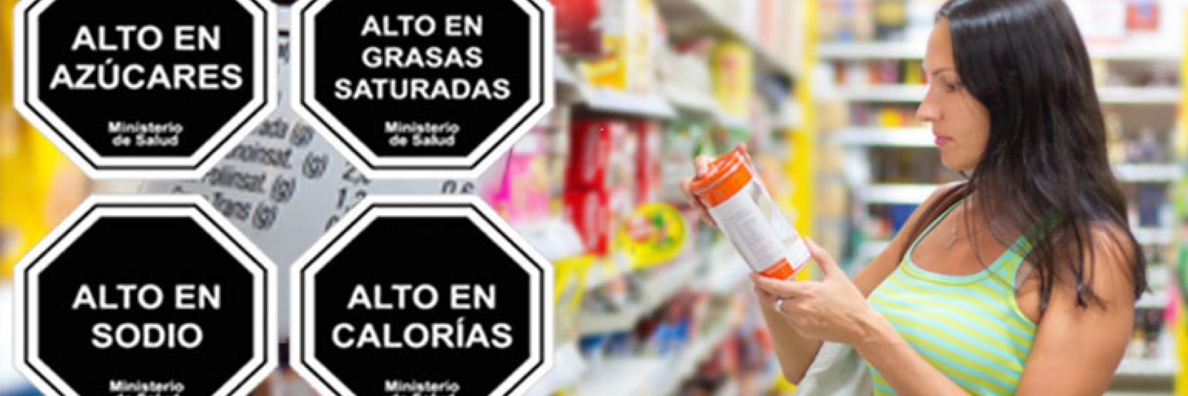 Uso e Implementación del Etiquetado Nutricional en Chile