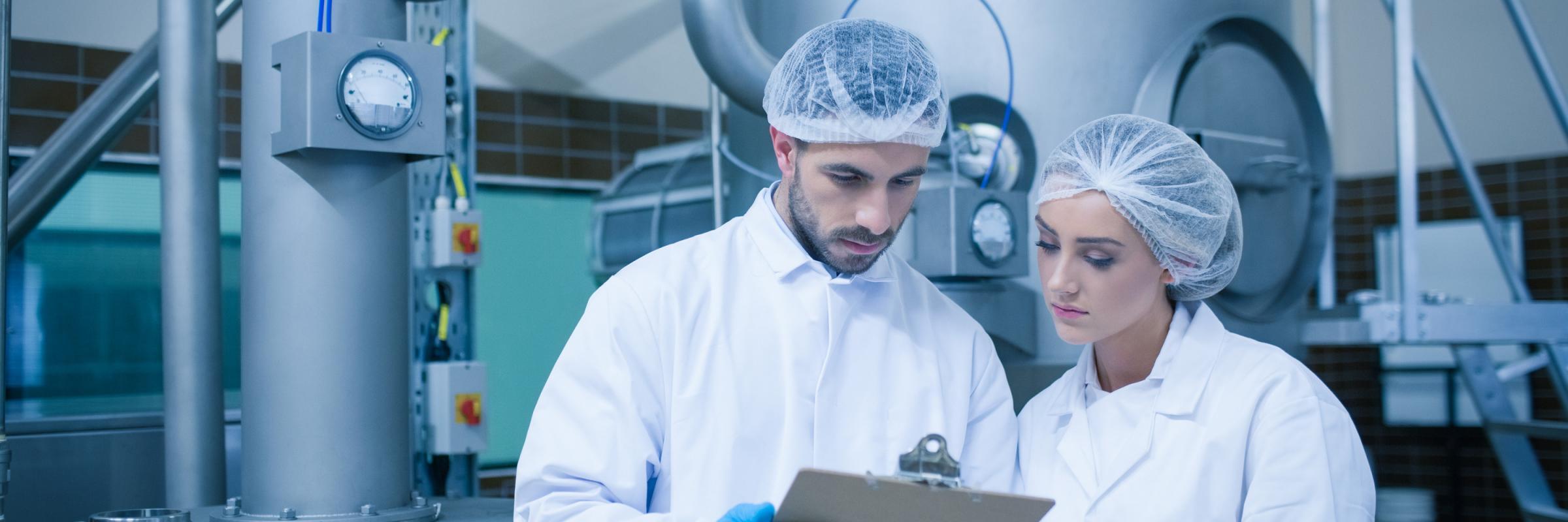 Aplicación del Sistema HACCP en la Industria Alimentaria